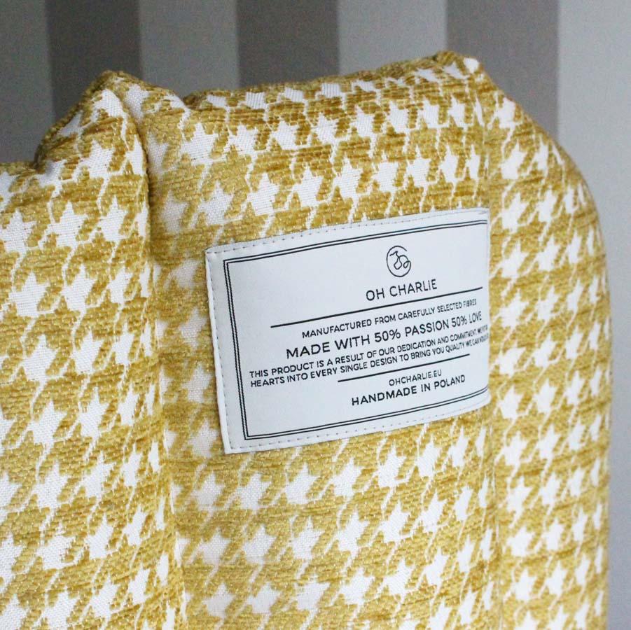 Bed Glamour gold ロゴ部分(ベッドグラマー ゴールド)