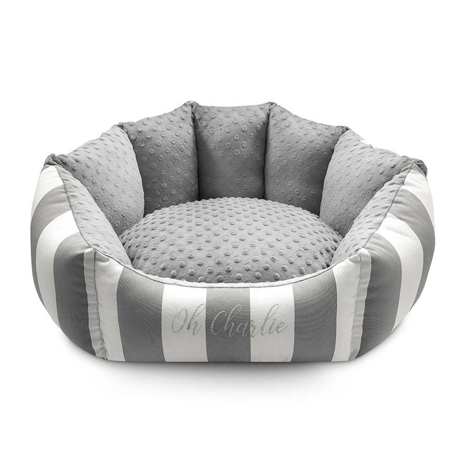 Bed Lisbon grey(ベッドリスボン グレー)