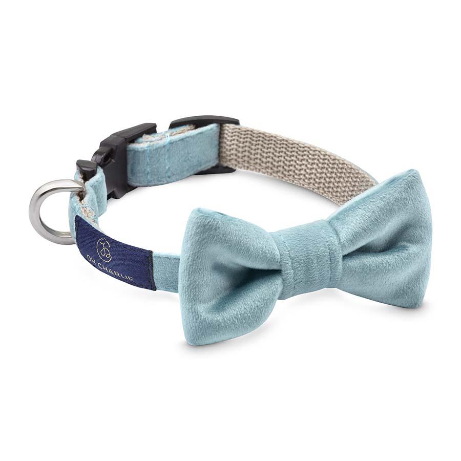 Bow-tie Glam blue(蝶ネクタイカラー グラム ブルー)