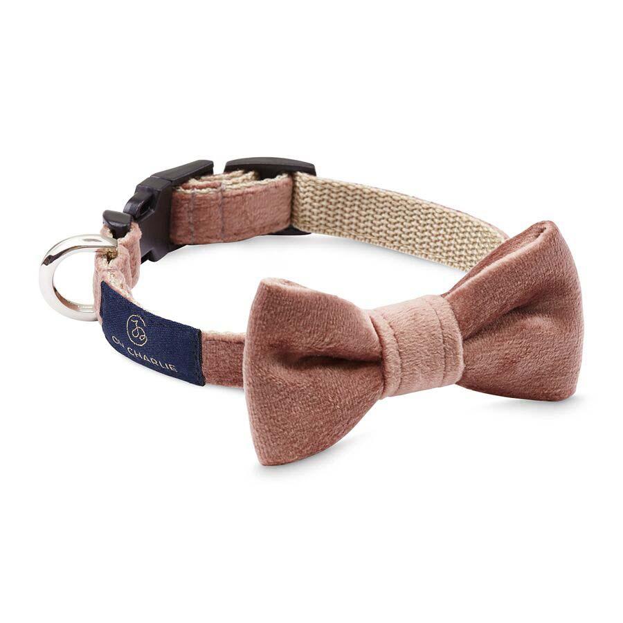 Bow-tie Glam pink(蝶ネクタイカラー グラム ピンク)