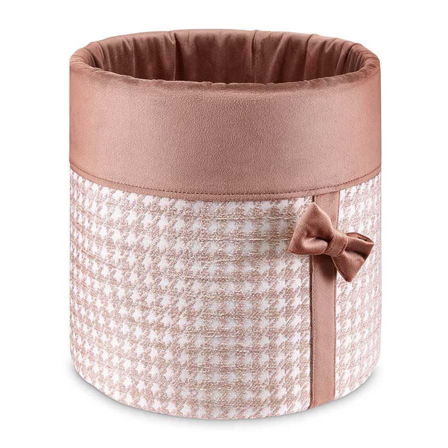 Box Glamour pink(おもちゃ箱(物入れ)グラマー ピンク)